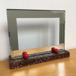 Cadre photo miroir Art Déco