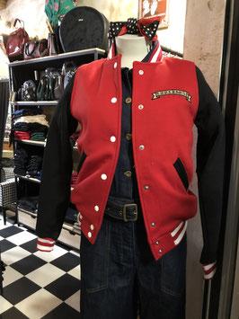 College Jacket Lady
