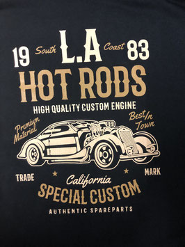 LA Hotrods, Black