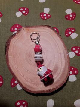 Weihnachtsglöckchen Anhänger handmade