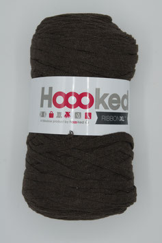 Tabacco Brown Hoooked Ribbon XL