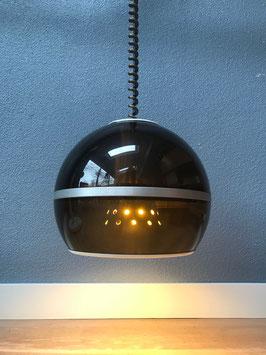Globe hanglamp van Dijkstra, donkerbruin