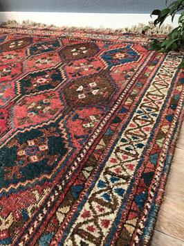 Roze blauw vloerkleed / tapijt