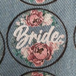Patch Bride lettertype 2