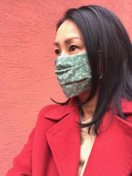 JOBI MASK Tonbo Mint green
