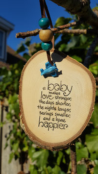 a baby makes love stronger..