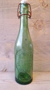 antieke limonade fles