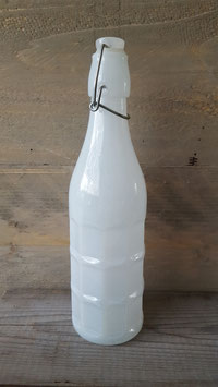 fles melk wit