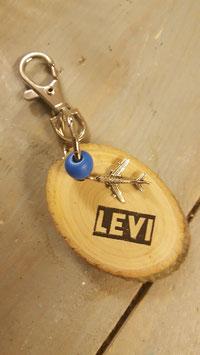 sleutel hanger met naam