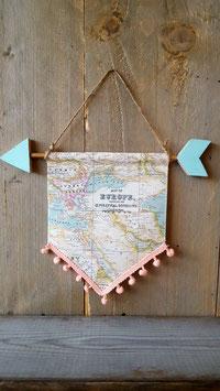 wand hanger world roze