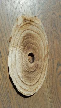 boomschijf ovaal zonder bast