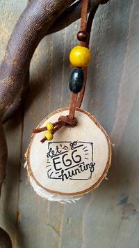 boomschijf egg hunting