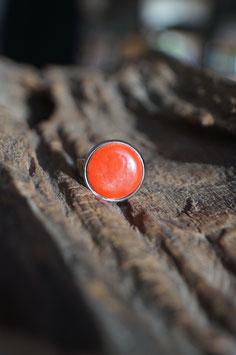 """Edelstahl Ring """"Cherry"""""""