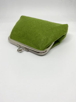 portamoneta grande 14x9cm verde col.4