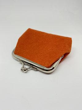 portamoneta piccoli 9x7cm arancione scuro col.7