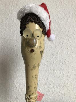Piccolo Flaschenkopf  Weihnachtswichtel