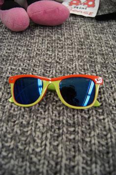 Sonnenbrille grün rot