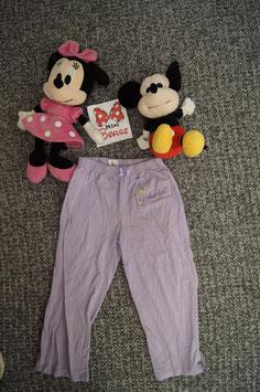 """Pijama Hose Gr. 98/104, violette Pijama Hose """" Tinkerbell"""""""