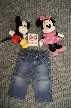 Jeans Gr. 80, gewöhnliche Jeans