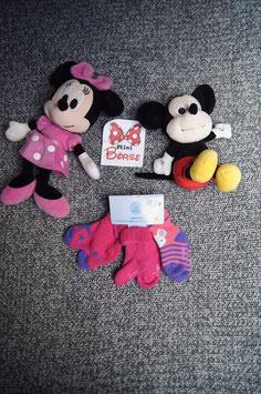 Socken Gr. 17-18, 3 Paar Pink-violette Socken NEU!