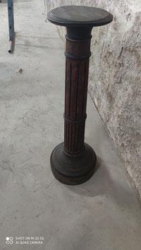 Stèle ou colonne porte statuaire vers la fin du XIX siècle