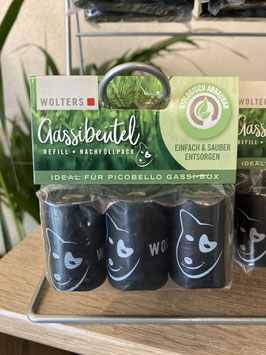 Wolters Kotbeutel (3er Pack)