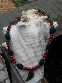 Perlen Halskette Marina