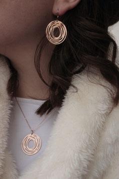 Ohrringe Ornamente Oval