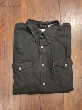 LEVI'S® Barstow Western Standard Shirt Schwarz - Herren