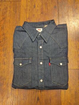 LEVI'S® Barstow Western Standard Shirt Indigo - Herren