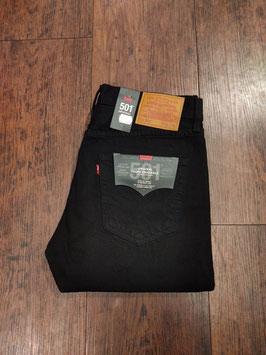 LEVI'S® 501® Original Fit Jeans Schwarz - Herren