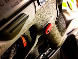 Sgancio caricatore maggiorato per Beretta APX TR-1 ® Upgrade codice 1000016 C5F327