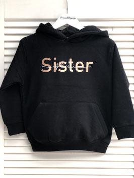 Kids Hoodie Sister of