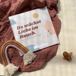 Anna Bendig | Schwangerschaftstagebuch | Da wächst Liebe im Bauch