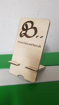 Smartphonehalterung (personalisiert)