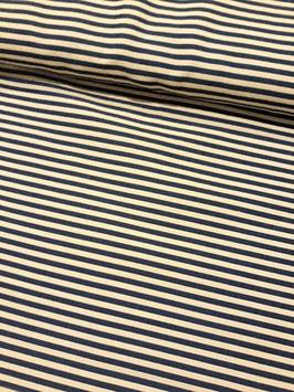 Tissu rayé Dolce