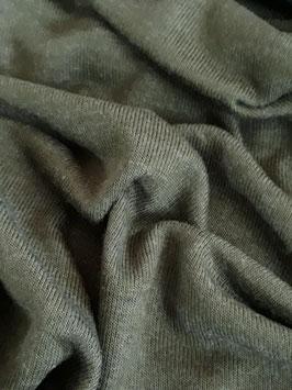 Jersey de viscose Vert forêt