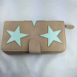 Portemonnaie Stern /beige 004