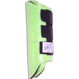 DAVIS Splint Boot - Metallic -grün