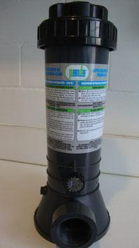 Clorador automático de pastillas (en línea) con válvula de control 2 kg y de 4Kg. Máxima presión 50 psi