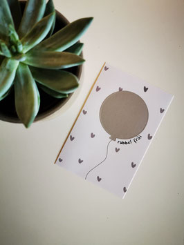 Gender Scratchcard