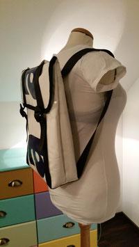 Taschenrucksack (Schnittmuster inkl. Anleitung für den Unterricht)