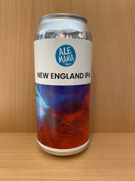 AleMania New England IPA