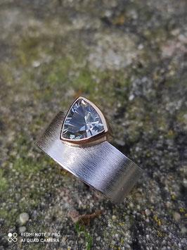 Ring Mintquarz (Trillian concave)