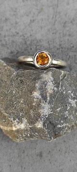 "Ring ""Farbenfroh"" (Citrin)"