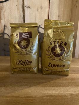 Kaffee, ungemahlen, 500g