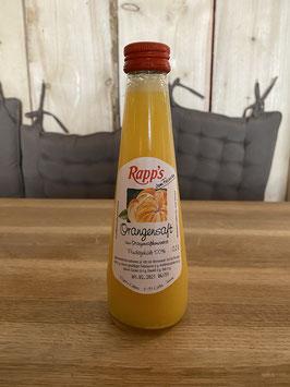 Rapps Orangensaft 0,2l