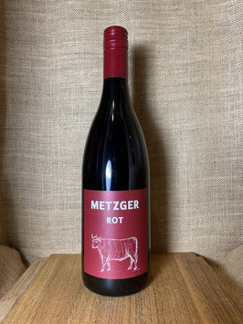 Rot, Weingut Metzger 0,75l