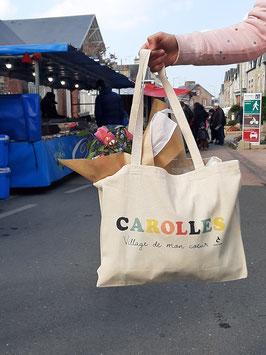 Sac shopping Carolles - Les Carollaises
