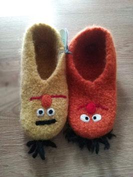 """Filzschuhe """"Ernie & Bert"""", Gr. 29"""